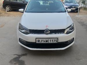 Volkswagen Polo Comfortline 1.2L (P) (2017) in Udaipur