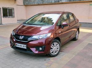 Honda Jazz SV 1.2L i-VTEC (2017)