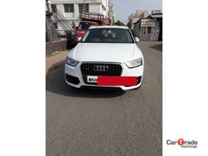 Audi Q3 35 TDI Premium + Sunroof (2015)