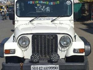 Mahindra Thar DI 2WD (2017) in Aurangabad