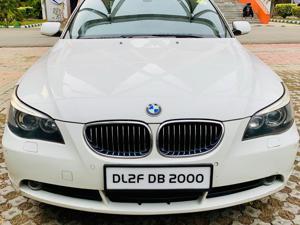 BMW 5 Series 540i Sedan (2006)