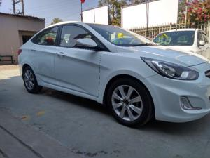 Hyundai Verna Fluidic 1.6 CRDI SX (2013) in Ujjain