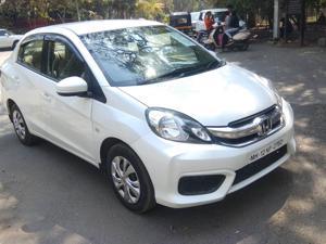Honda Amaze S MT Petrol (2016) in Pune
