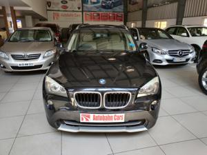 BMW X1 sDrive20d (2013)