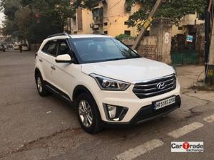 Hyundai Creta SX+ 1.6 CRDI VGT (2018) in New Delhi