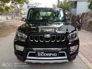 Mahindra Scorpio S7 140 2WD (2018)