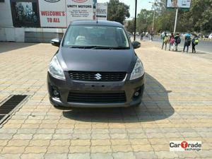 Maruti Suzuki Ertiga VXI BS IV (2015) in Aurangabad