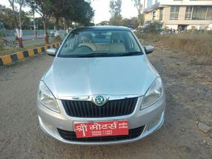 Skoda Rapid Ambition 1.6 TDI CR MT Plus (2013) in Indore