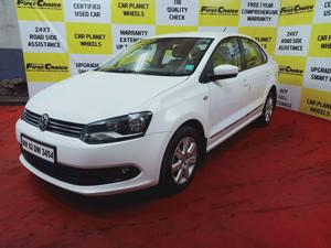 Volkswagen Vento 1.5 TDI Comfortline (AT) (2015) in Thane