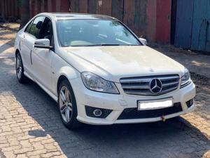 Mercedes Benz C Class C 220 CDI BlueEFFICIENCY (2014)