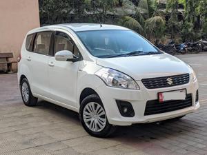Maruti Suzuki Ertiga ZXI BS IV(WITH ALLOY) (2012) in Mumbai