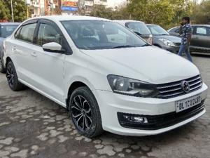 Volkswagen Vento Comfortline AT Petrol