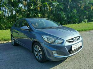 Hyundai Verna Fluidic 1.6 CRDi SX AT (2014)