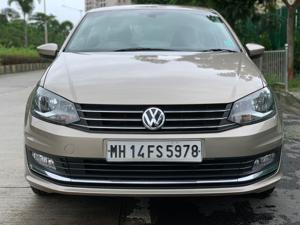 Volkswagen Vento 1.5 TDI Highline AT (2016) in Pune