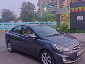 Hyundai Verna 1.6 VTVT EX (2014) in New Delhi