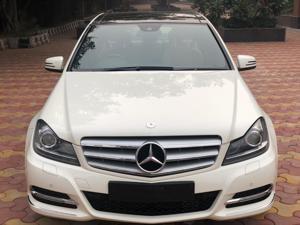 Mercedes Benz C Class C 200 BlueEFFICIENCY (2013) in New Delhi