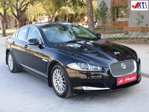 Jaguar XF 3.0 V6 Premium Luxury (2013)