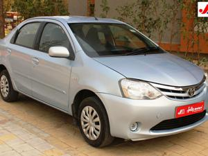 Toyota Etios G (2011) in Ahmedabad