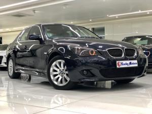 BMW 5 Series 525d Sedan (2007) in Mumbai