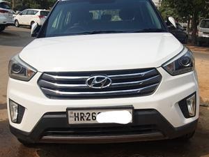 Hyundai Creta S Plus 1.6 AT CRDI (2016) in New Delhi