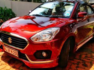 Maruti Suzuki Dzire VXI AMT (2017) in Cochin