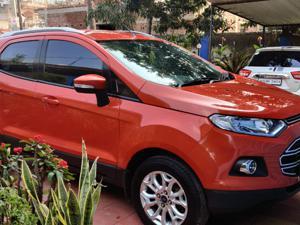 Ford EcoSport 1.5 TDCi Titanium (MT) Diesel (2015) in Dhanbad