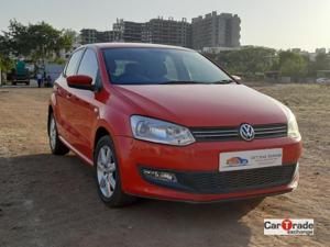 Volkswagen Polo Highline1.2L (P) (2014) in Shirdi