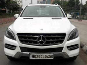 Mercedes Benz M Class ML 250 (2015) in Faridabad