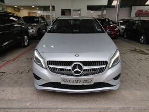 Mercedes Benz A Class A 180 CDI Style (2014)
