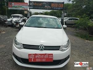 Volkswagen Vento 1.6L MT Highline Diesel (2011) in Dhar