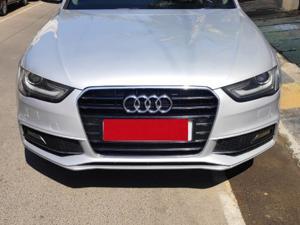 Audi A4 2.0 TDI (143bhp)