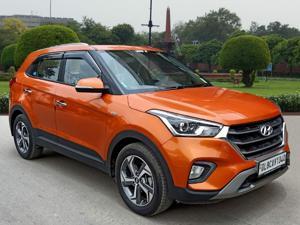 Hyundai Creta 1.6 SX Plus AT Petrol (2018)