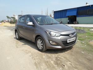Hyundai i20 Sportz 1.2 BS IV (2012)