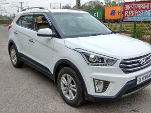 Hyundai Creta 1.6 SX Plus Petrol (2017)