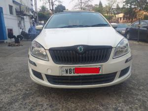 Skoda Rapid Active 1.6 TDI CR MT Plus (2013)