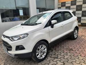 Ford EcoSport 1.5 TDCi Titanium (MT) Diesel (2014) in Kishangarh