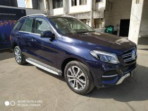 Mercedes Benz GLE 250 d (2019)