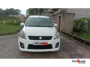 Maruti Suzuki Ertiga ZXI BS IV(WITH ALLOY) (2013) in Durgapur