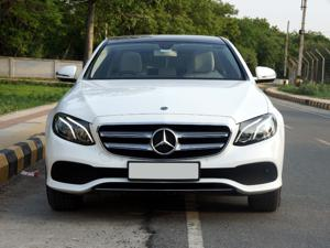 Mercedes Benz E Class E 220 d (2019) in Lucknow