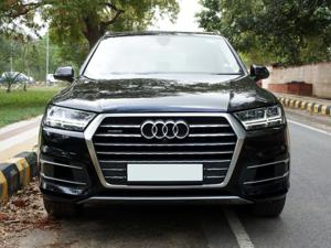 Audi Q7 45 TDI Technology Pack (2016)