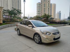 Hyundai Verna Fluidic 1.6 CRDI SX Opt AT (2012) in Thane