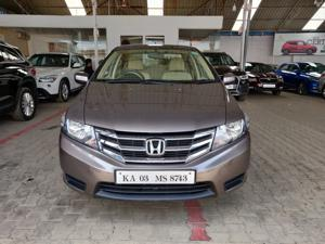 Honda City NEW S MT (2013)