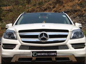Mercedes Benz GL 350 CDI Luxury (2015)
