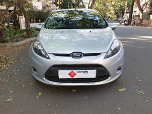 Ford New Fiesta Titanium+ Petrol (2011)