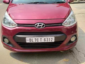 Hyundai Grand i10 Asta(O) 1.2 VTVT Kappa Petrol (2015) in New Delhi
