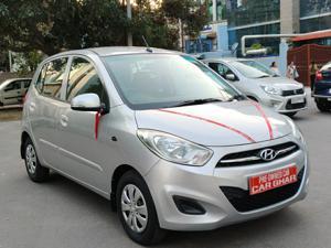 Hyundai i10 Sportz 1.2 (2012)