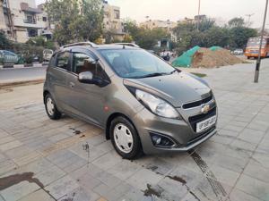 Chevrolet Beat LT Opt Petrol (2016)