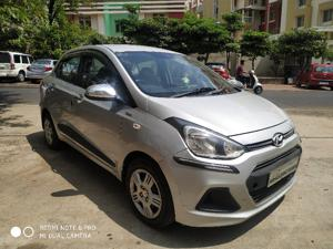 Hyundai Xcent 2nd Gen 1.1 U2 CRDi 5-Speed Manual S (2016) in Sehore