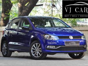 Volkswagen Polo Highline1.0L (P) (2018) in Chennai