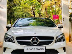 Mercedes Benz CLA Class 200 Petrol Sport (CBU) (2017) in Pune